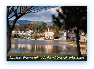 Lake Forest Waterfront Homes On The Market